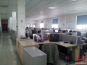 China Wuxi Minghao Automotive Parts Co.,Ltd. - office
