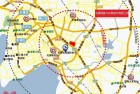 Minghao Map 9-Business Circle Line Map 20130901